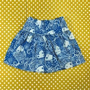Lilly Pulitzer Girl's Skirt - 4T